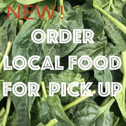LOCAL FOOD FOR PICKUP