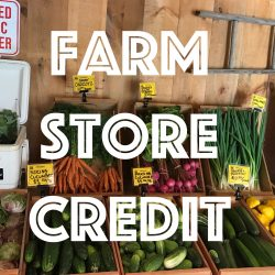 Farm Store Credit Memberships